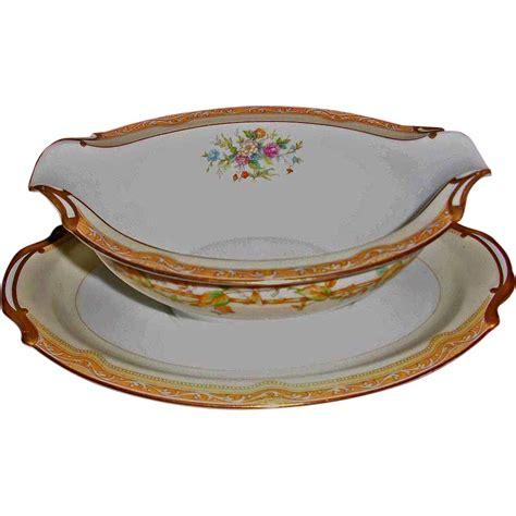 vintage china patterns vintage noritake china olympia pattern gravy boat from