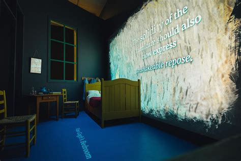 room gogh step into gogh s brilliant bedroom travel smithsonian
