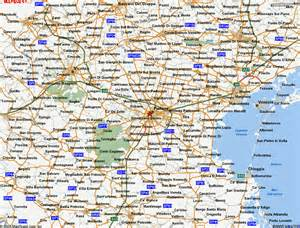 Padova Italy Map by Maps Of Padua