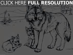 Printable free wolf coloring pages for adults animal coloring pages