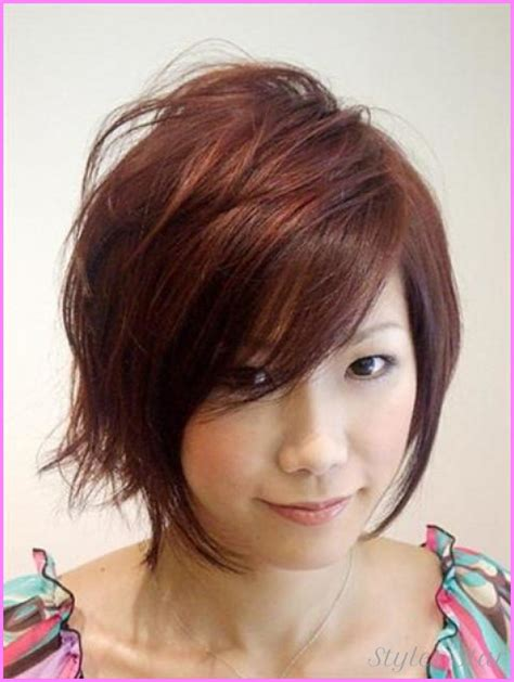 hairstyle for fat chinese face korean haircut for girls with round face stylesstar com