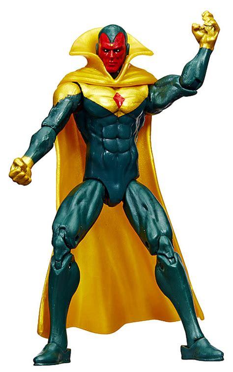 Marvel Legend Vision pre orders live for marvel legends 3 75 inch wave 2 the toyark news