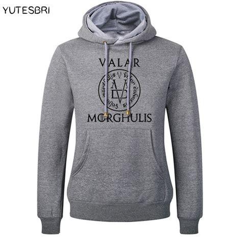 Hoodie Of Thrones Geminicloth of thrones fashion thicken hoodies stark winterfell cotton hip hop sweatshirts winter is