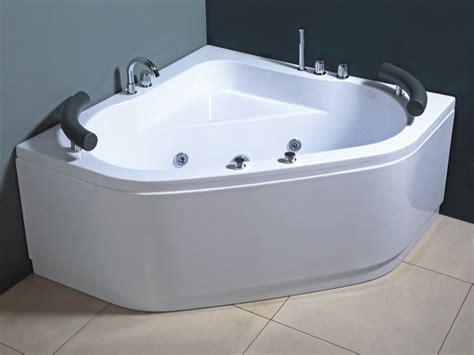 vasche idromassaggio angolari misure vasca idromassaggio angolare 130 cm