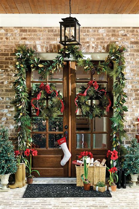 wreaths are wonderful hang one on your front door and you instantly create a warm welcoming