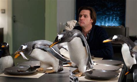 mr poppers penguins mr popper s penguins review collider