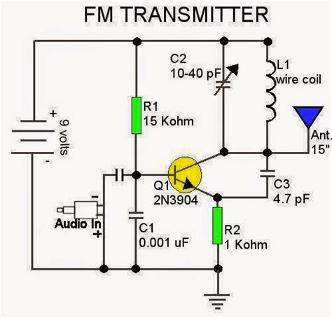 c829 transistor fm transmitter circuit of fm transmitter eee community