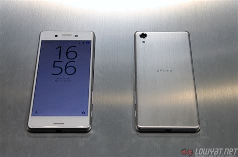 Hp Sony Xperia X Series it s official the sony xperia x series is replacing the z series lowyat net