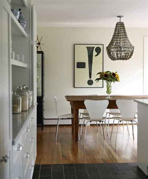 modern farmhouse art gray chandelier cottage dining room bella mancini design