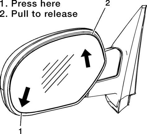 repair guides exterior mirrors autozone