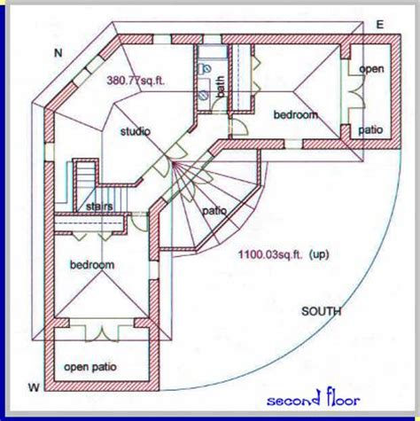 home design 3d l shaped room a straw bale house plan butch quot l quot 2970 sq ft