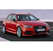 Boy The RS3 Sportback Has Drawn Short Stick This Year It Was