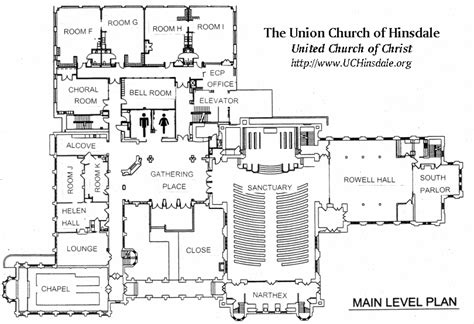 Church Floor Plans Online | church floor plans