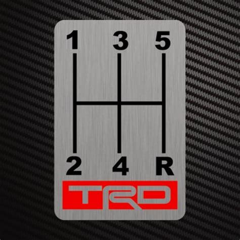 h pattern image streetfx motorsport and graphics trd gearshift h patterns