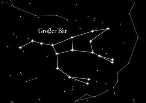 der große wagen sternbild sternbilder