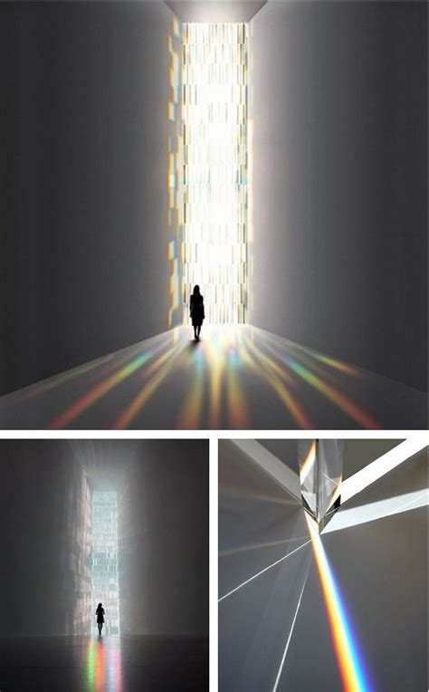 tokujin yoshioka rainbow church 2010 a window