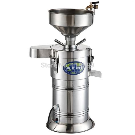 commercial grinder stainless steel commercial grinder machine grind peanut soybean make peanut butter soybean