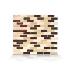 murano sienna peel and stick tile backsplash online