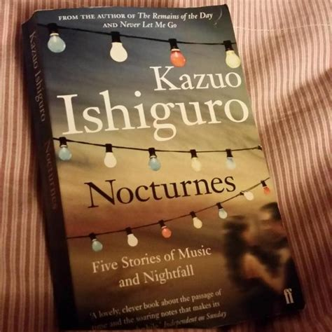 nocturnes five stories of nocturnes kazuo ishiguro accusemedicine