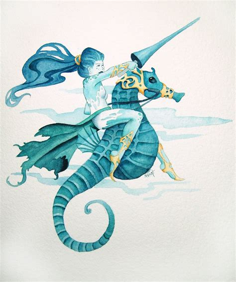 Sea Warrior sea warrior by lamorien on deviantart