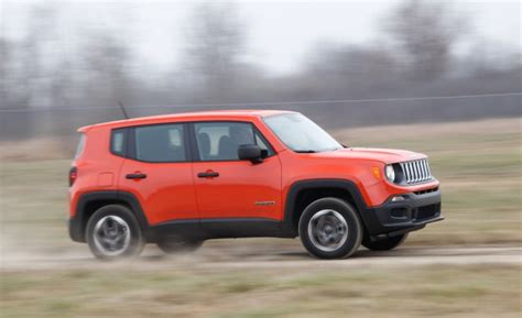 Jeep Renegade Problems Jeep Renegade Held For Software Problems May Or May Not