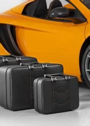 mclaren accessories inspired by its mp4 12c sports car