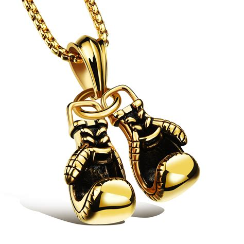 buy wholesale boxing gloves necklace from china