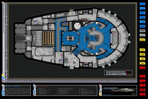 trek enterprise floor plans blueprint database star trek blueprints enterprise nx 01
