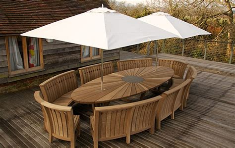 beautiful oak garden furniture by gaze burvill lisa cox