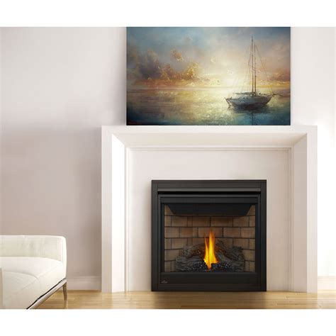 Fireplace Air Vents by B35 Direct Vent Gas Fireplace Four Seasons Air