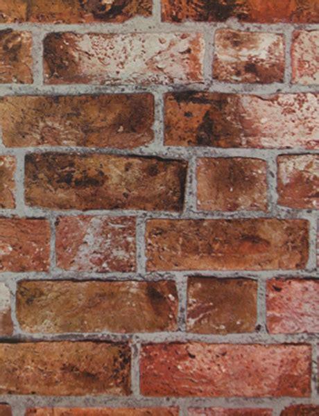 light terracotta brick wallpaper brickwallpapercom