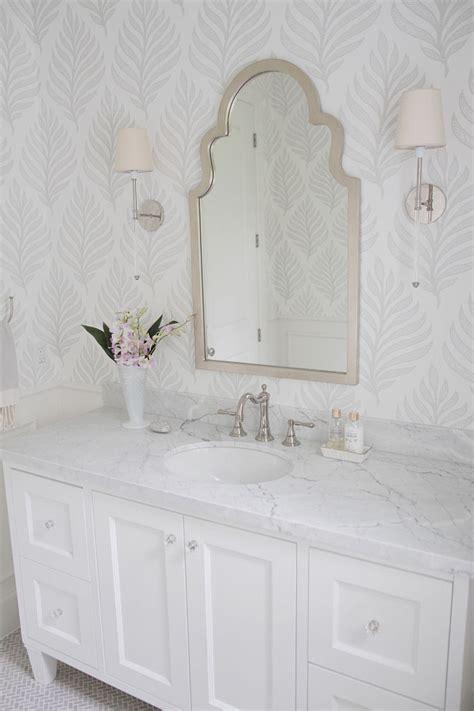 powder room wallpaper beautiful homes of instagram home bunch interior design