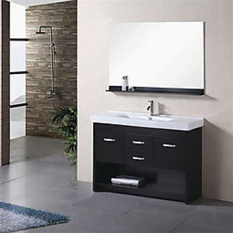 Bathroom Vanity Hinges 47 5 Inch Single Sink Bathroom Vanity With Soft Closing Hinges Uvdedec074s48