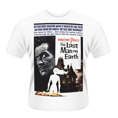 T Shirt Kaos Last On Earth the last on earth s t shirt merchandise zavvi