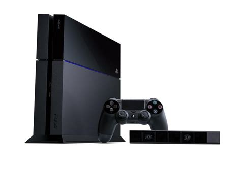 console ps4 playstation 4 console officially revealed check it out