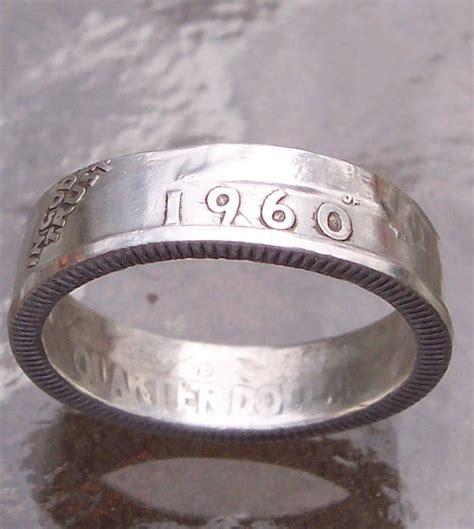 washington quarter ring