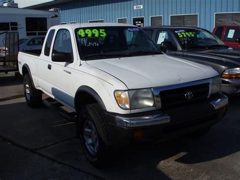 1999 Toyota Tacoma 1999 Toyota Tacoma Pictures Cargurus