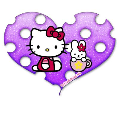 imagenes de hello kitty grandes im 225 genes con corazones de hello kitty todo hello kitty