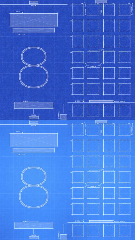 iphone 5 blueprint wallpaper ios 7 iphone 6 ios8 blueprint wallpaper by jessemunoz on deviantart