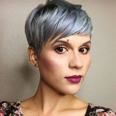 pixie haircut for strong faces 34 best short hair images on pinterest short cuts short