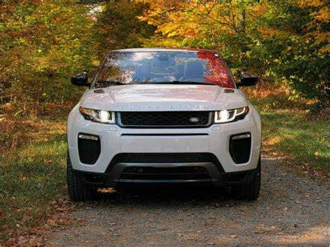 customized range rover 2017 land rover range rover evoque prices reviews and pictures