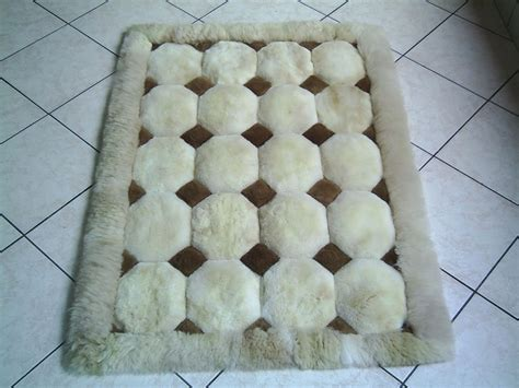 alpaca rugs 52 x 71 white brown alpaca rug