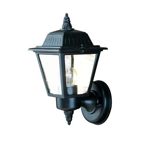 outdoor matte acclaim lighting builder s choice collection 1 light matte