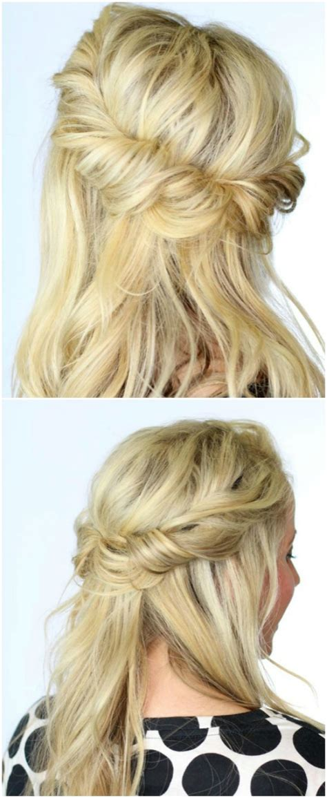 cute hairstyles for holiday party 12 super cute diy christmas hairstyles for all lengths