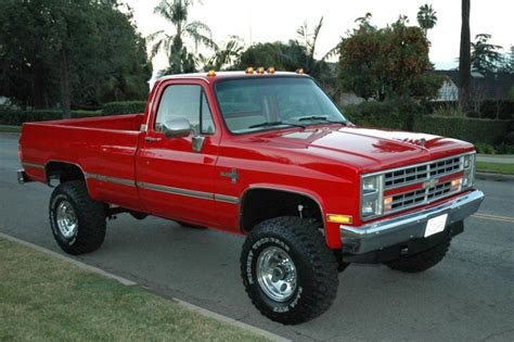 1986 chevrolet 4x4 1986 chevy silverado 3500 1 ton 4x4 chevy trucks