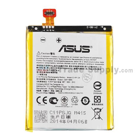 Asus Original Battery For Asus Zenfone 5 Baterai Battery Original 1 asus zenfone 5 a500cg battery 2110mah etrade supply