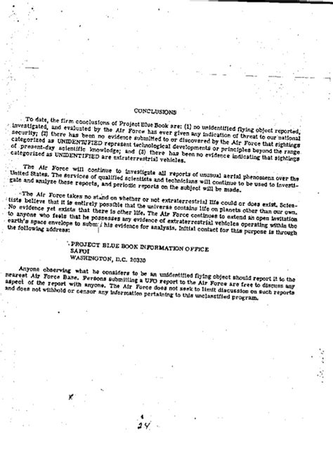 project blue book special report 14 wpafb blue bookdocuments