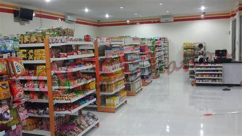 Rak Barang Swalayan rak supermarket rak minimarket rak toko perlengkapan toko