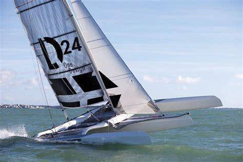new boat diam 24 one design - Trimaran Diam 24