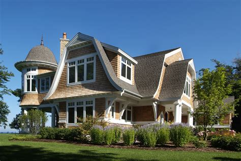 Dutch Colonial Home Plans Architectural Tutorial Gambrel Roof Visbeen Architects